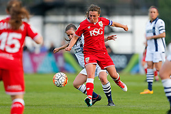Jodie Brett of Bristol City Women in action - Mandatory byline: Rogan Thomson/JMP - 09/07/2016 - FOOTBALL - Stoke Gifford Stadium - Bristol, England - Bristol City Women v Milwall Lionesses - FA Women's Super League 2.