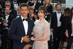 Paz Vega and Orson Salazar arriving on the red carpet for the Closing Ceremony and 'The Specials (Hors normes)' screening held at the Palais Des Festivals in Cannes, France on May 25, 2019 as part of the 72th Cannes Film Festival. Photo by Nicolas Genin/ABACAPRESS.COM
