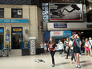 Victoria Station, London, 31 August,