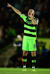 Liam Noble of Forest Green Rovers - Mandatory by-line: Alex James/JMP - 22/09/2017 - FOOTBALL - New Lawn Stadium - Nailsworth, England - Forest Green Rovers v Swindon Town - Sky Bet League Two