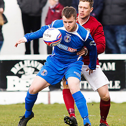 Linlithgow Rose v Bo'ness United   East Superleague   28 March 205