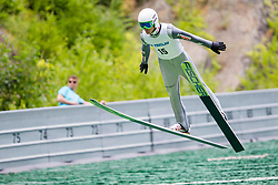 Andrzej Stekala from Poland during Ski Jumping Continental Cup Kranj 2018, on July 8, 2018 in Kranj, Slovenia. Photo by Urban Urbanc / Sportida