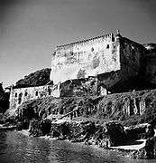 Fort Jesus (Portuguese: Forte Jesus de Mombaça) is a fort located on Mombasa Island. Designed by Italian Giovanni Battista Cairati,[1] it was built between 1593 and 1596, by order of King Philip I of Portugal, to guard the Old Port of Mombasa. Fort Jesus was the only fort maintained by the Portuguese on the Swahili Coast, and is recognised as a testament to the first successful attempt by a Western power to establish influence over the Indian Ocean trade.[2]