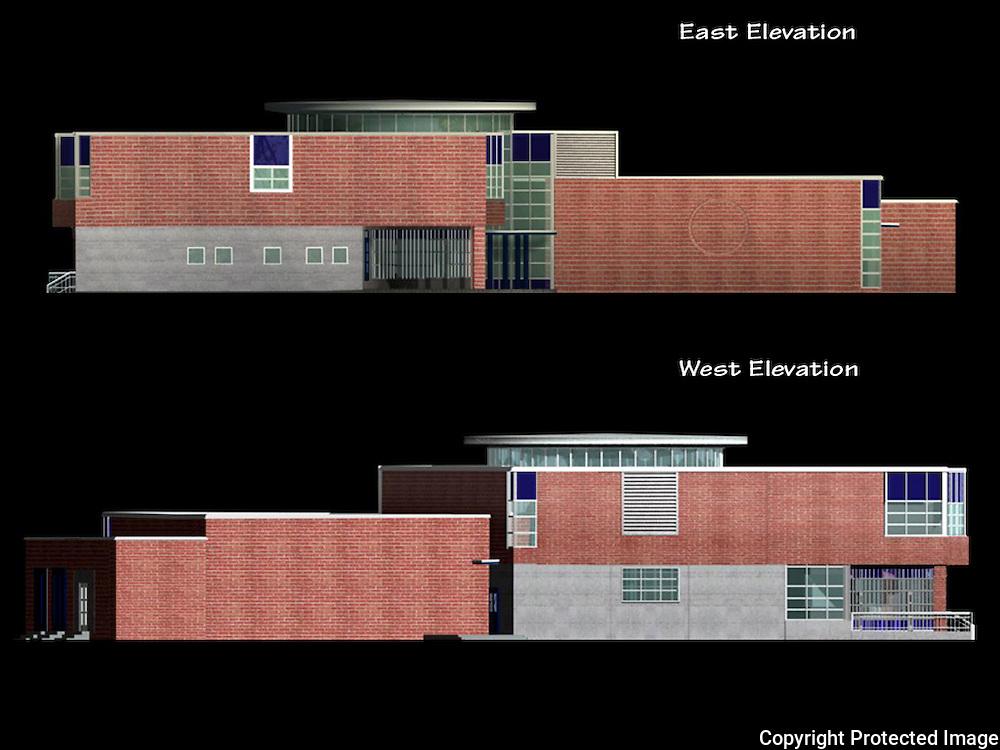 Building, 3D Snapshot