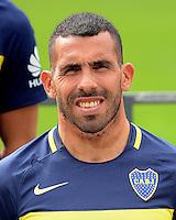 Argentina Football League First Division - Axion Energy 2016-2017 / <br /> Club Atletico Boca Juniors - <br /> Carlos Tevez