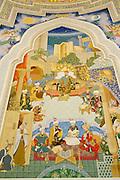 Uzbekistan, Tashkent. Amir Timur (Temerlane, top m.) Museum.