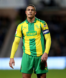 West Bromwich Albion's Jake Livermore during the Sky Bet Championship match at Loftus Road, London.