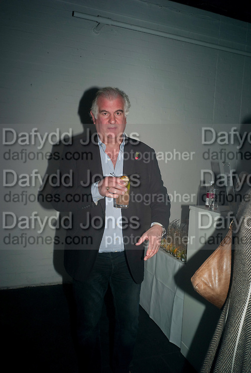 BRADLEY ADAMS, Vanity Fair  hosted  UK Premiere and party for Beyond Time. A film about the artist William Turnbull made by his son Alex Turnbull. Narrated by Jude Law. I.C.A. London. 17 November 2011<br /> <br />  , -DO NOT ARCHIVE-© Copyright Photograph by Dafydd Jones. 248 Clapham Rd. London SW9 0PZ. Tel 0207 820 0771. www.dafjones.com.