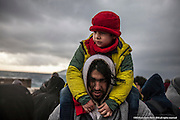 "9th of Jan 2016<br /> <br /> Dramatic rescues as refugee deaths in Aegean reach record high<br /> <br /> Rescued Syrian migrants are brought safely ashore to Samos by the MAOS Rescue ship, the Responder <br /> <br /> ATHAGONISI - Search and rescue charity Migrant Offshore Aid Station (MOAS) has assisted hundreds of refugees from hostile seas between Turkey and Greece since it began operating in the region just before Christmas.<br />  <br /> The MOAS crew has witnessed shocking scenes of life and death, having led complex deep water and nearshore rescues over the past four weeks. The human toll has been described as ""distressing"" and ""desperate"" by reporters who have been embedded with MOAS.<br />  <br /> MOAS, which saved almost 12,000 refugees from the Mediterranean Sea since 2014, expanded its operations to the Aegean Sea thanks to thousands of donations that reached the organisation after the horrific death of Alan Kurdi, a Syrian toddler who was photographed washed ashore on a Turkish beach last September.<br />  <br /> The charity is operating off the Greek island of Agathonisi from a 51-metre vessel equipped with two fast rescue launches named after Alan and his brother Galip, who also died in September's shipwreck.<br />  <br /> According to the International Organisation for Migration (IOM), 2016 appears to be a record year for both refugee arrivals and deaths at sea. In the first three weeks, fatalities have already reached 113, which is more than the past two Januaries combined. In the same three-week period, some 37,000 migrants and refugees have reached Italy and Greece by sea, which is 10 times the total of 2015.<br />  <br /> ""What we are witnessing in the Aegean Sea is even more horrendous than what we experienced in the Mediterranean. Due to the shorter distances, smugglers take increased risks at the expense of the refugees, often giving them worthless lifejackets and inflatable boats that simply cannot reach shore. Despite worsening weather conditions, refugees continue to make the desperate crossing, many times finding themselve"