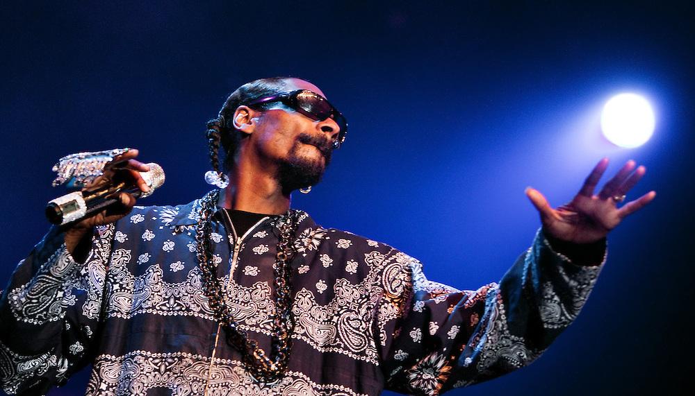 Nederland. Rotterdam, 15 juli 2007.<br /> North Sea Jazz festival. Snoop Dogg.<br /> Foto Martijn Beekman <br /> NIET VOOR TROUW, AD, TELEGRAAF, NRC EN HET PAROOL