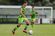 Forest Green Rovers Jack Aitchison(29), on loan from Celtic on the ball during the EFL Sky Bet League 2 match between Forest Green Rovers and Crawley Town at the New Lawn, Forest Green, United Kingdom on 5 October 2019.