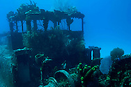 Wheelhouse Viewed from Port Side Near Stern, Doc Paulson, Grand Cayman