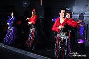 A dance performance at Taste of LA Bellydance 2015