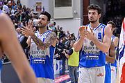 DESCRIZIONE : Beko Legabasket Serie A 2015- 2016 Dinamo Banco di Sardegna Sassari - Pasta Reggia Juve Caserta<br /> GIOCATORE : Brian Sacchetti Joe Alexander<br /> CATEGORIA : Postgame Ritratto Esultanza<br /> SQUADRA : Dinamo Banco di Sardegna Sassari<br /> EVENTO : Beko Legabasket Serie A 2015-2016<br /> GARA : Dinamo Banco di Sardegna Sassari - Pasta Reggia Juve Caserta<br /> DATA : 03/04/2016<br /> SPORT : Pallacanestro <br /> AUTORE : Agenzia Ciamillo-Castoria/L.Canu