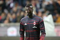 Milano - Serie A 9a giornata - Milan-Juventus - Nella foto: Mbaye Niang - Milan