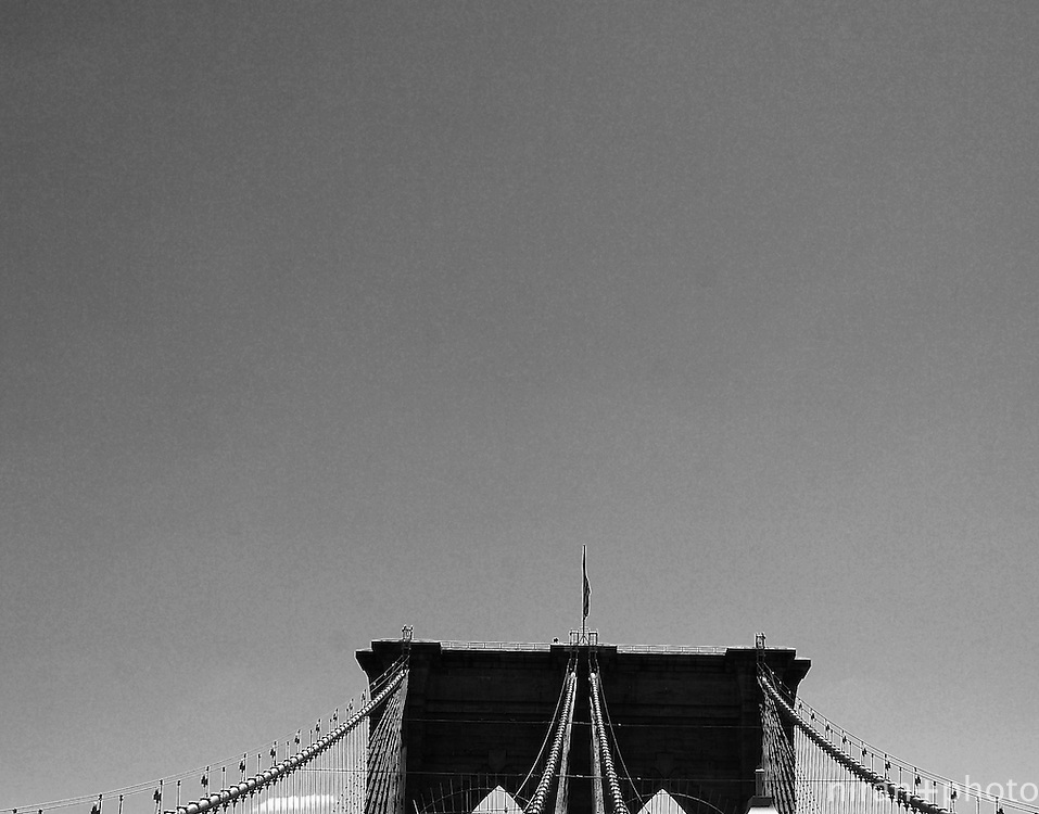 Brooklyn Bridge vs. Sky