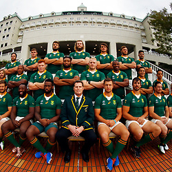 03,10,2019 South African Team Photo