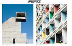 GQ Style; Corbusier house, Berlin
