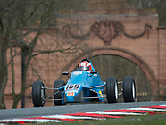 Avon Tyres Formula Ford 1600 Championship - Pre 90 - Oulton Park - 24th March 2018