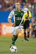 FRISCO, TX - JUNE 26:  Jack Jewsbury #13 of the Portland Timbers controls the ball against FC Dallas on June 26, 2013 at FC Dallas Stadium in Frisco, Texas.  (Photo by Cooper Neill/Getty Images) *** Local Caption *** Jack Jewsbury