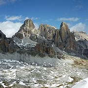Via Ferrata in The Dolomites, Italy