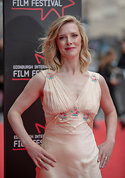 The Edinburgh International Film Festival Opening Night Premiere features the film Puzzle. Directed by Mark Turtletaub it stars Kelly Macdonald and Irrfan Khan. <br /> <br /> Pictured: Shauna MacDonald