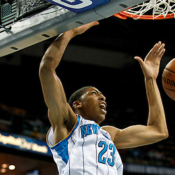 10-09-2012 Preseason-Charlotte Bobcats at New Orleans Hornets