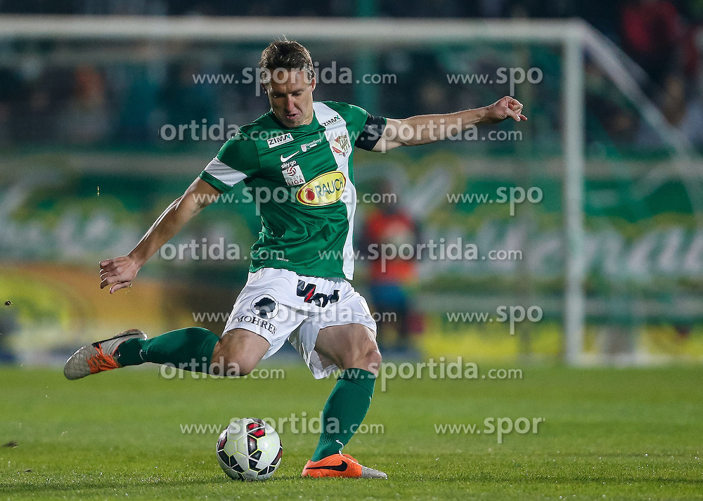 21.11.2014, Reichshofstadion, Lustenau, AUT, 2. FBL, SC Austria Lustenau vs Floridsdorfer AC, 19. Runde, im Bild Christoph Stueckler, (SC Austria Lustenau #05)// during Austrian Second Bundesliga Football Match, 19th round, between SC Austria Lustenau vs Floridsdorfer AC at the Reichshofstadion, Lustenau, Austria on 2014/11/21. EXPA Pictures © 2014, PhotoCredit: EXPA/ Peter Rinderer