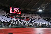 Coreografia Juventus per Leonardo Bonucci Milan<br /> Roma 09-05-2018  Stadio Olimpico  <br /> Football Calcio Finale Coppa Italia / Italy's Cup Final 2017/2018 <br /> Juventus - Milan<br /> Foto Cesare Purini / Insidefoto