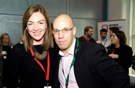 Helen Beecher,	OMD	and Ken O'Flaherty,	The Irish Times.