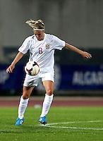 Fifa Womans World Cup Canada 2015 - Preview //<br /> Algarve Cup 2015 Tournament ( Vila Real San Antonio Sport Complex - Portugal ) - <br /> Norway vs Usa 1-2 , Solveig Gulbrandsen of Norway