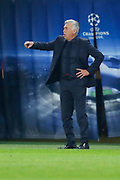 Carlo Ancelotti (FC Bayern Munchen - FC Bayern de Munich) during the UEFA Champions League, Group B football match between Paris Saint-Germain and Bayern Munich on September 27, 2017 at Parc des Princes stadium in Paris, France - Photo Stephane Allaman / ProSportsImages / DPPI