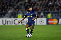 FOOTBALL - CHAMPIONS LEAGUE 2010/2011 - GROUP STAGE - GROUP G - AJ AUXERRE v AJAX AMSTERDAM - 3/11/2010 - PHOTO GUY JEFFROY / DPPI - VURNON ANITA (AJAX)