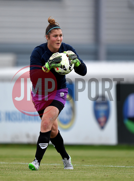 Mary Earps of Bristol Academy Women - Mandatory by-line: Paul Knight/JMP - Mobile: 07966 386802 - 13/09/2015 -  FOOTBALL - Stoke Gifford Stadium - Bristol, England -  Bristol Academy Women v Liverpool Ladies FC - FA WSL Continental Tyres Cup