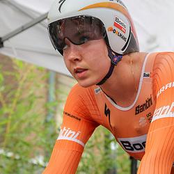 28-08-2018: Wielrennen: Ladies Tour: Arnhem <br />Anna van der Breggen