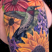 Tattoos as Body Art - Women