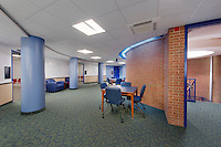 Johns Hopkins University Applied Physics Lab Kossiakoff Center interior image by Jeffrey Sauers of Commercial Photographics, Architectural Photo Artistry in Washington DC, Virginia to Florida and PA to New England