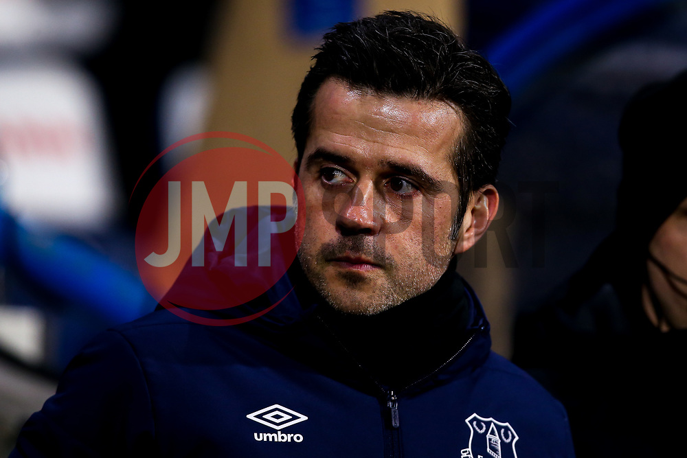 Everton manager Marco Silva - Mandatory by-line: Robbie Stephenson/JMP - 29/01/2019 - FOOTBALL - The John Smith's Stadium - Huddersfield, England - Huddersfield Town v Everton - Premier League
