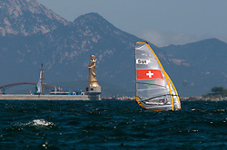 Qingdao During the 2008 Summer Olympic Games, Surf, RSX men
