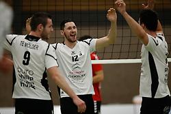20170225 NED: Eredivisie, Valei Volleybal Prins - Coolen - Alterno: Ede<br />Maikel van Zeist <br />©2017-FotoHoogendoorn.nl / Pim Waslander