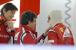 01.02.2011, Street Circuit. Jerez, ESP, Formel 1 Test 1 Valencia 2011,  im Bild Fernando Alonso (ESP),  Scuderia Ferrari EXPA Pictures © 2011, PhotoCredit: EXPA/ nph/  Dieter Mathis       ****** out of GER / SWE / CRO  / BEL ******