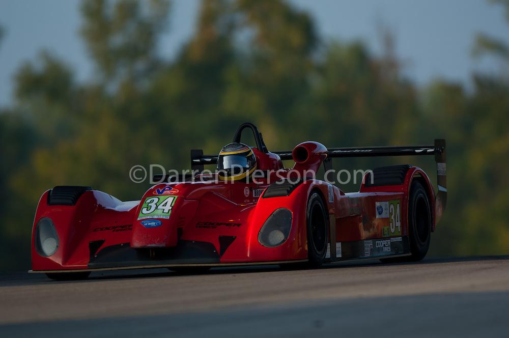 #34 Eurosport Racing Cooper Prototype Lite: Jon Brownson