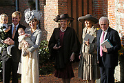 Hare Koninklijke Hoogheid Prinses Alexia, de jongste dochter van Zijne Koninklijke Hoogheid de Prins van Oranje en Hare Koninklijke Hoogheid Prinses Máxima, is zaterdag 19 november 2005 gedoopt in de Dorpskerk in Wassenaar. <br />