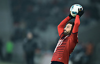Julian Palmieri ( Lille ) <br /> <br /> FOOTBALL : Lille OSC vs SCO Angers - Ligue 1 - Lille - 11/02/2017<br /> <br /> Norway only
