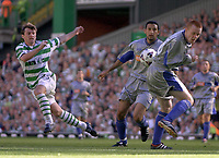 Celtic v Dunfermline, Scottish Premier League, Celtic Park, Glasgow..<br />