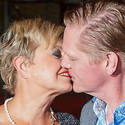 NLD/Amsterdam/20151019 - Premiere Fatal Attraction, Vera Mann en Sytze van der Meer