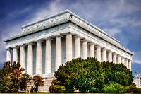 Lincoln Memorial, Washington, DC USA