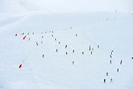 Euro scene during Slopestyle Practice at the 2013 X Games Tignes in Tignes, France. ©Brett Wilhelm/ESPN