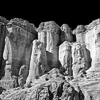 Echo Canyon, Mesa, Northern New Mexico