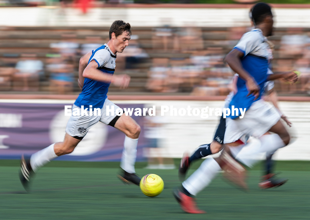 The Men's Asheville City Soccer Club defeated Inter Nashville Football Club 2-0  in Memorial Stadium in Asheville, NC on June 19, 2018.